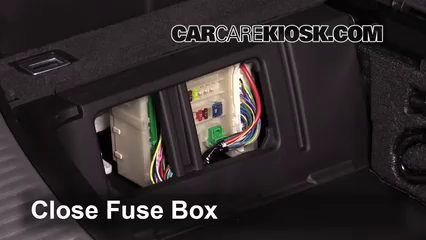 Acura Mdx Fuse Box Cover - Engine Wiring Diagram on