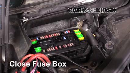 Blown Fuse Check 2014-2020 BMW 428i xDrive Gran Coupe - 2016 BMW 428i  xDrive Gran Coupe 2.0L 4 Cyl. Turbo Hatchback (4 Door)CarCareKiosk