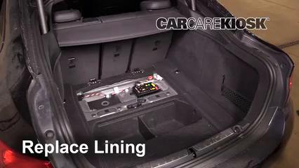 Interior Fuse Box Location: 2014-2020 BMW 428i xDrive Gran Coupe - 2016 BMW  428i xDrive Gran Coupe 2.0L 4 Cyl. Turbo Hatchback (4 Door)CarCareKiosk