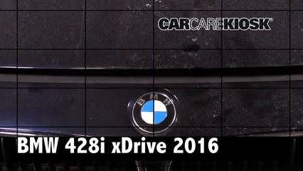 2016 BMW 428i xDrive Gran Coupe 2.0L 4 Cyl. Turbo Hatchback (4 Door) Review