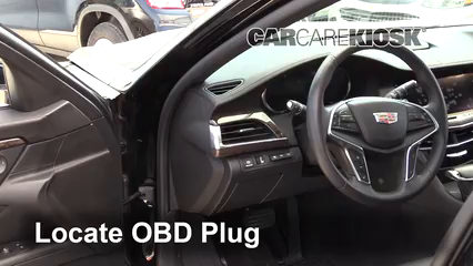 2016 Cadillac CT6 Premium Luxury 3.0L V6 Turbo Compruebe la luz del motor Diagnosticar