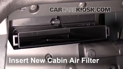 Cabin Filter Replacement: Chevrolet Colorado 2015-2017 ...