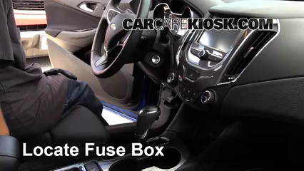Fuse Interior Part 1 interior fuse box location 2016 2016 chevrolet cruze 2016 2017 Hyundai Veloster at soozxer.org