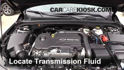 add transmission fluid 2016 2018 chevrolet malibu 2016 chevrolet Chevy S10 4.3 Engine 2016 chevrolet malibu lt 1 5l 4 cyl turbo transmission fluid fix leaks
