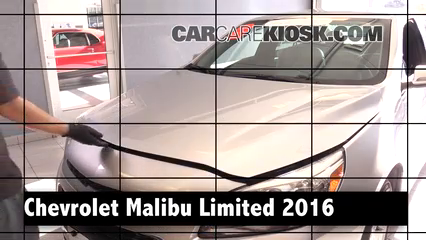 2016 Chevrolet Malibu Limited LT 2.5L 4 Cyl. Review