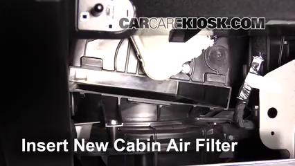 cabin filter replacement: ford explorer 2011-2019 - 2013 ford explorer 3.5l  v6  carcarekiosk