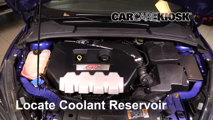 Fix Coolant Leaks: 2012-2018 Ford Focus - 2016 Ford Focus ST