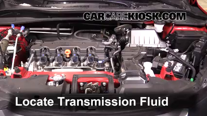2016 Honda HR-V EX 1.8L 4 Cyl. Transmission Fluid
