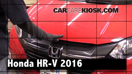 2016 Honda HR-V EX 1.8L 4 Cyl. Review