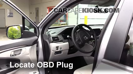 2 Locate OBD Port Find The On Your Vehicle