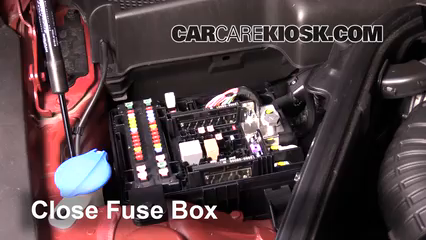 replace a fuse 2015 2016 hyundai genesis 2016 hyundai genesis 3 8 2002 hyundai elantra fuse box diagram 6 replace cover secure the cover and test component