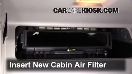 2015 2019 Hyundai Sonata Cabin Air Filter Check 2016