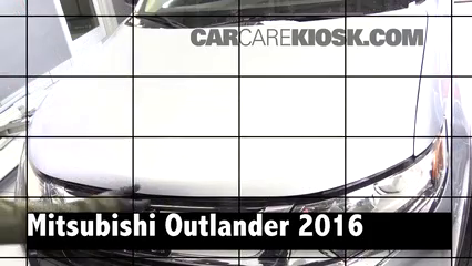 2016 Mitsubishi Outlander SE 2.4L 4 Cyl. Review
