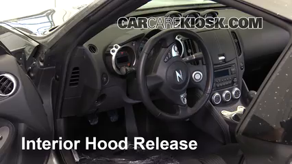 Add Brake Fluid: 2009-2019 Nissan 370Z - 2016 Nissan 370Z