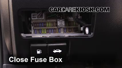 interior fuse box location: 2013-2018 nissan altima - 2016 nissan altima sl  3.5l v6  carcarekiosk