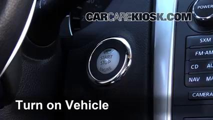 Add Transmission Fluid: 2013-2018 Nissan Altima - 2014