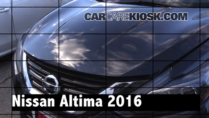 2016 Nissan Altima SL 3.5L V6 Review