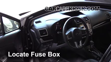 Cool Interior Fuse Box Location 2013 2018 Subaru Crosstrek 2016 Subaru Wiring Digital Resources Spoatbouhousnl
