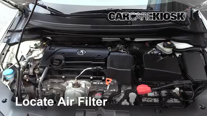 2016 Acura ILX 2.4L 4 Cyl. Air Filter (Engine)