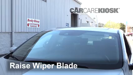 2016 Acura ILX 2.4L 4 Cyl. Windshield Wiper Blade (Front)