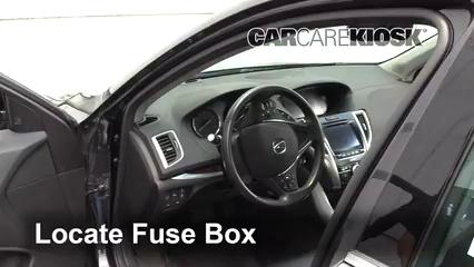 2016 Acura TLX SH-AWD 3.5L V6 Fusible (intérieur)