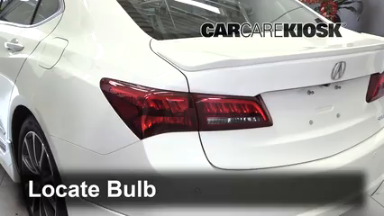 2016 Acura TLX SH-AWD 3.5L V6 Éclairage