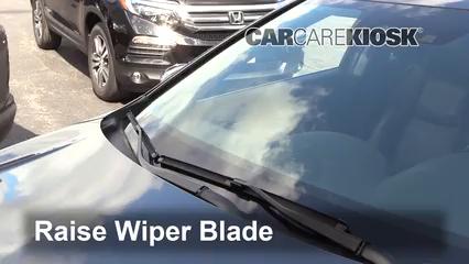 2016 Acura TLX SH-AWD 3.5L V6 Balais essuie-glace avant
