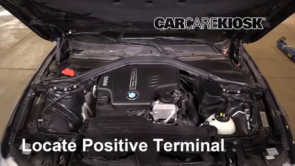 2016 BMW 428i xDrive Gran Coupe 2.0L 4 Cyl. Turbo Hatchback (4 Door) Battery Jumpstart