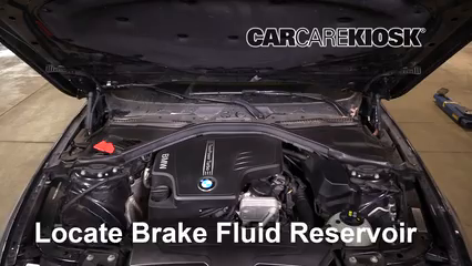 2016 BMW 428i xDrive Gran Coupe 2.0L 4 Cyl. Turbo Hatchback (4 Door) Liquide de frein