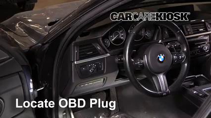 2016 BMW 428i xDrive Gran Coupe 2.0L 4 Cyl. Turbo Hatchback (4 Door) Lumière « Check engine » du moteur