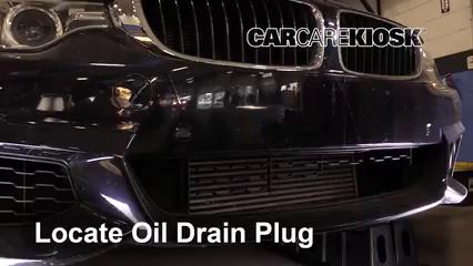 2016 BMW 428i xDrive Gran Coupe 2.0L 4 Cyl. Turbo Hatchback (4 Door) Aceite Cambiar aceite y filtro de aceite