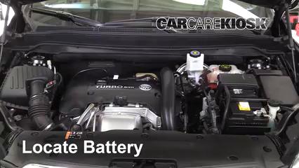 2016 Buick Envision Premium 2.0L 4 Cyl. Turbo Batería