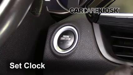 2016 Buick Envision Premium 2.0L 4 Cyl. Turbo Reloj