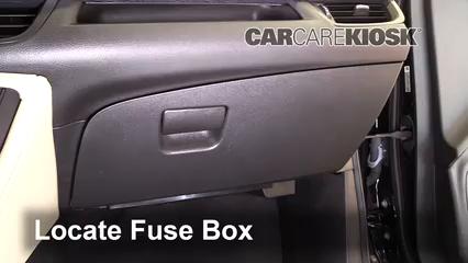 2016 Buick Envision Premium 2.0L 4 Cyl. Turbo Fusible (interior)