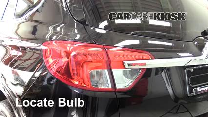 2016 Buick Envision Premium 2.0L 4 Cyl. Turbo Luces