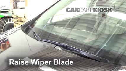 2016 Buick Envision Premium 2.0L 4 Cyl. Turbo Escobillas de limpiaparabrisas delantero