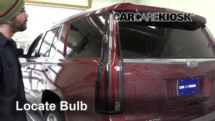 2016 Cadillac Escalade ESV Luxury 6.2L V8 FlexFuel Luces