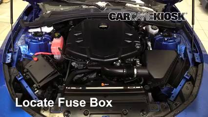 2016 Chevrolet Camaro LT 3.6L V6 Fusible (moteur)