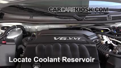 2016 Chevrolet Impala Limited LS 3.6L V6 FlexFuel Antigel (Liquide de Refroidissement)