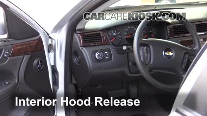 2016 Chevrolet Impala Limited LS 3.6L V6 FlexFuel Capot