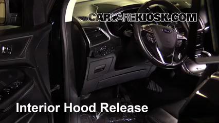 2016 Ford Edge Titanium 2.0L 4 Cyl. Turbo Belts