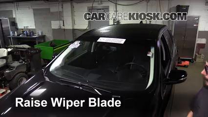 2016 Ford Edge Titanium 2.0L 4 Cyl. Turbo Windshield Wiper Blade (Front)
