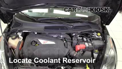2016 Ford Fiesta ST 1.6L 4 Cyl. Turbo Antigel (Liquide de Refroidissement)