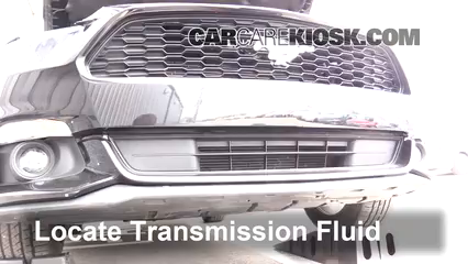 2016 Ford Mustang V6 3.7L V6 Coupe Liquide de transmission