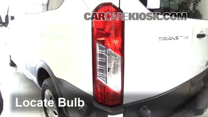 2016 Ford Transit-350 HD XLT 3.7L V6 FlexFuel Éclairage