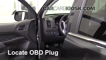 2016 GMC Canyon SLT 3.6L V6 Crew Cab Pickup Check Engine Light