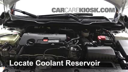 2016 Honda Civic LX 2.0L 4 Cyl. Sedan Antigel (Liquide de Refroidissement)