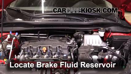 2016 Honda HR-V EX 1.8L 4 Cyl. Liquide de frein