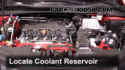 2016 Honda HR-V EX 1.8L 4 Cyl. Antigel (Liquide de Refroidissement)