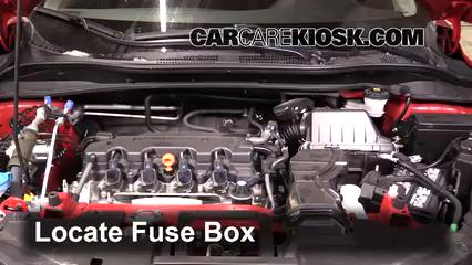 2016 Honda HR-V EX 1.8L 4 Cyl. Fusible (moteur)